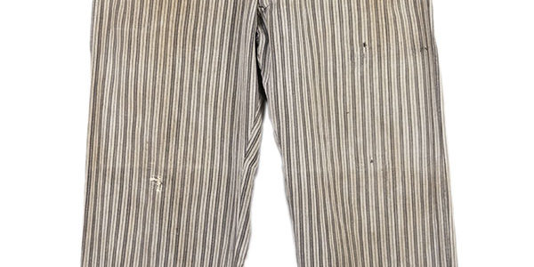 1930's Le Vrai Resistant french hbt work pants