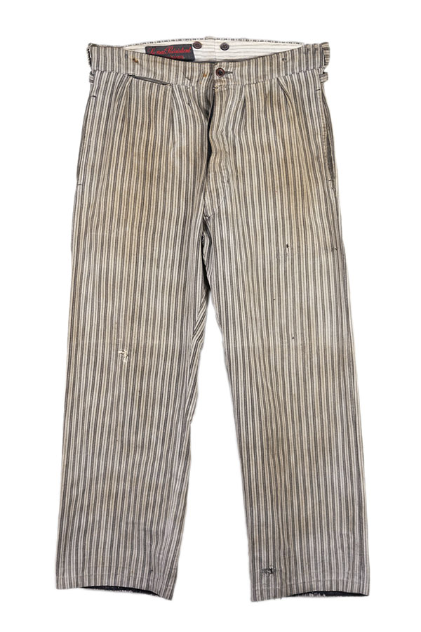 1930's Le Vrai Resistant french hbt work pants, lemagasin, le magasin
