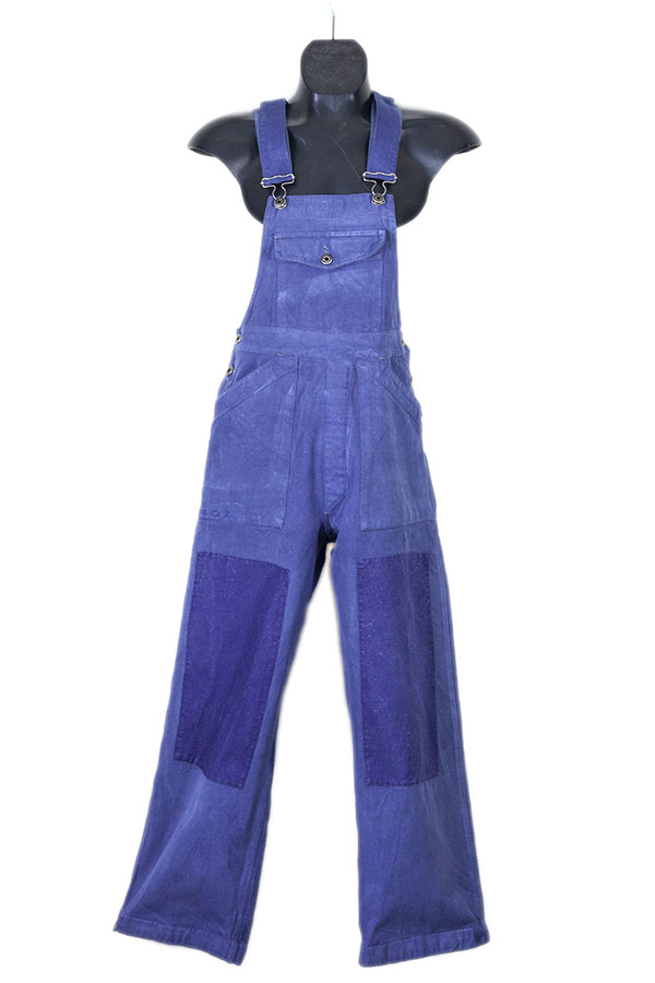 1950's For french indigo work overall, lemagasin, le magasin