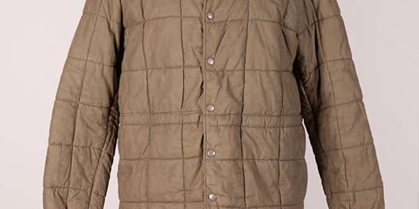 1950's french army quilted jacket War of Algeria