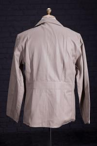 1950's belgian beige work shore jacket