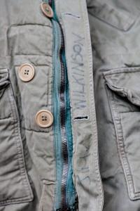1954 british army parka middle