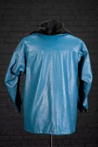1960's Elf gas station attendant coat, loiseauraretournai, lemagasin