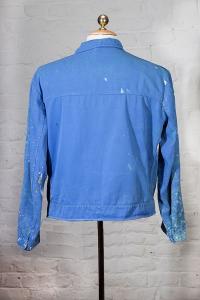 1950's french cyclist work jacket