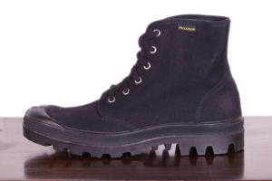1980's deadstock french black Palladium Pampa High, lemagasin, le magasin, palladium