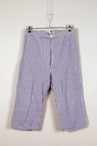 1930's french pajama pants, lemagasin, le magasin, vintage clothing, french vintage