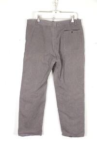 1950's Le Ramier grey cord pants