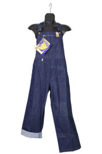 1950's Super Lion french indigo denim overall, lemagasin, le magasin