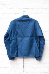 1960's deadstock US nylon blue TRW sport jacket