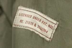 1951 US Army Dress Overcoat  Korean War, Le Magasin, lemagasin, vintage clothing, militaria