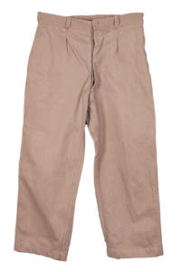 1950′s french army chino pants, lemagasin, le magasin
