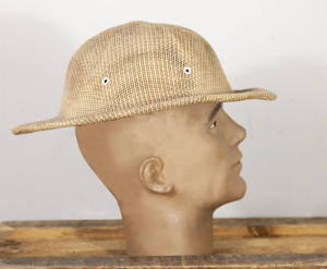 1960's Wesco Mfg. safari hat