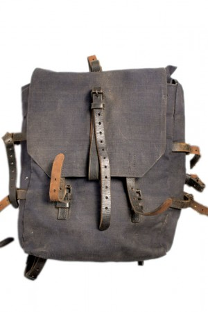 50's Belgian Gendarmerie backpack