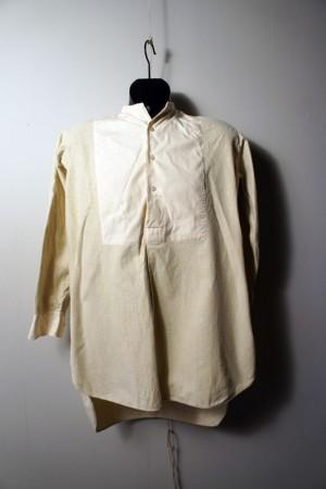 30's Serge work shirt (yellow label)