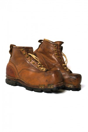 WWII US Army mountain boots