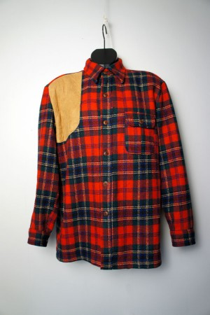 1960's Lobo plaid shirt