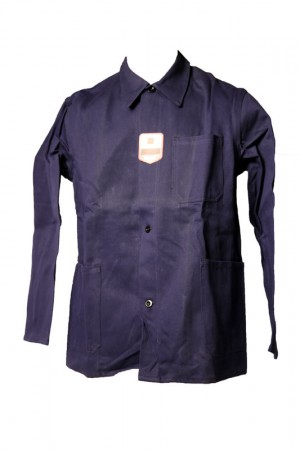 1930's Detis blue work jacket