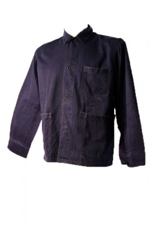 1930's DG blue work jacket