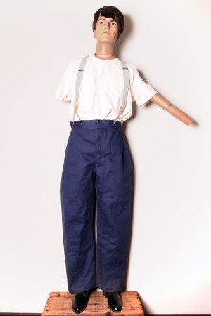 1936 french postman pants