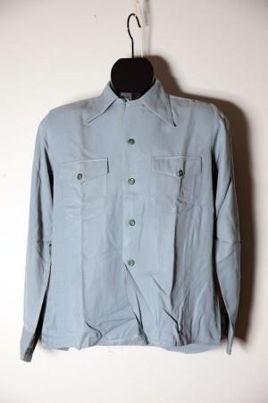1940's belgian Congo colonist shirt (Manville)