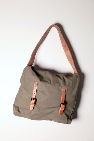 1950's army shoulder bag