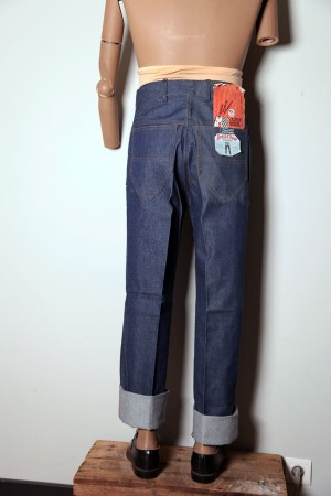 1960's Apollo Blue jeans