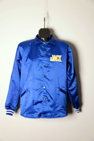 1980's Mc dermott nylon jacket