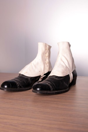 Late 1800's Victorian boots