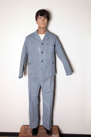 1920's hickory work suit