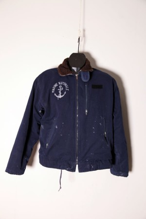 1970's Marine Nationale deck jacket