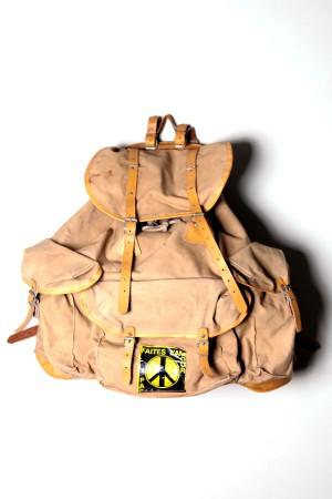 1950's Lafuma backpack (love edition)