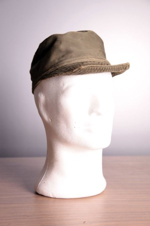 late 70's french army cap