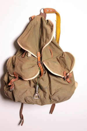 1960's boy scout backpack