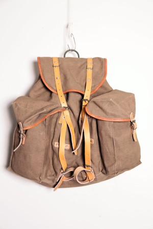 1950's French army backpack