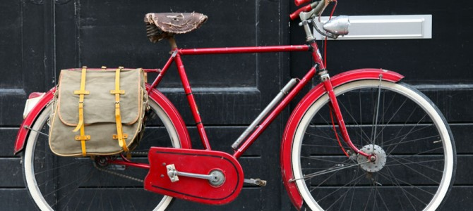 1950's Treblig bicycle