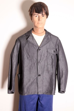 1930's belgian basin work jacket