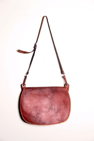 1950's french hunting bag