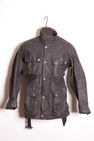 1970's Bruce motorcycling jacket