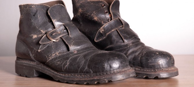 1950's ABL work boots