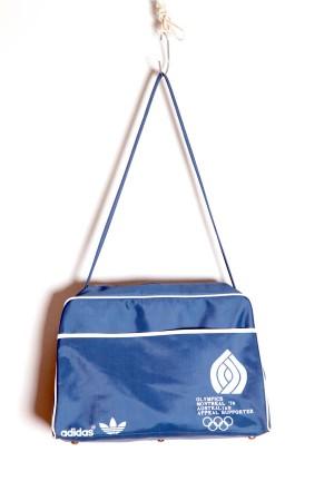 1976 Montréal Olympics Adidas bag