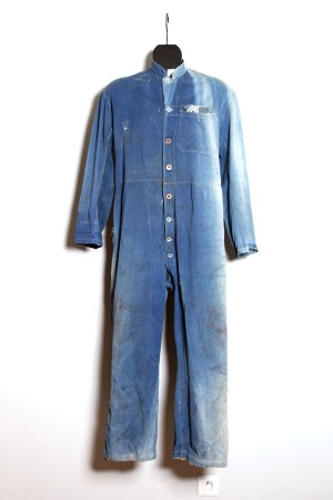 1920's/1930's french coverall