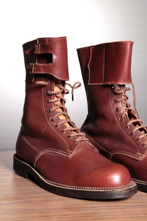 1950's french jump boots