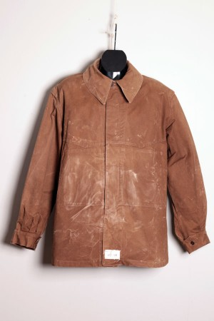 1950's welder duck brown jacket