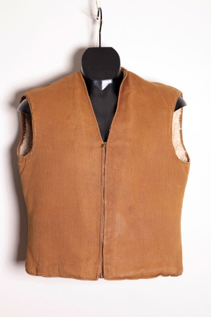 1950's french shepherd vest