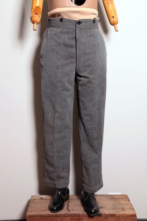 1920's french work pants