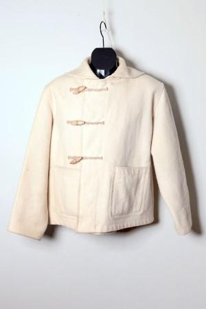 WWII Royal Navy duffel coat