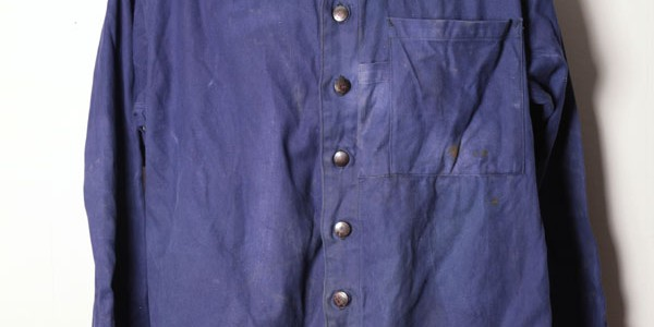 1950's french work jacket