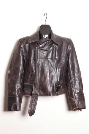 1940's Elvo leather jacket