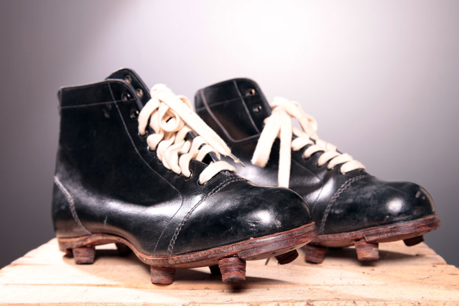 1930 S Leather Soccer Shoes