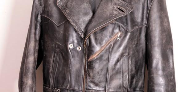 1950's Indiana leather jacket